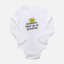 Grammy's Sunshine Body Suit
