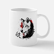 Wolf Okami Mugs