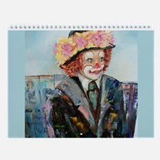 Clowns 2 Calendar