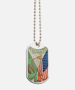 Cool Harp Dog Tags