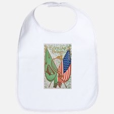 Irish American Flags Erin Go Bragh Bib