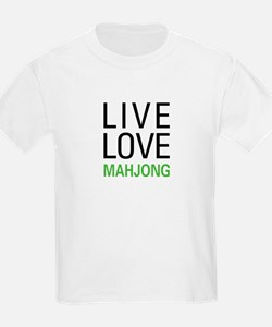 Live Love Mahjong T-Shirt