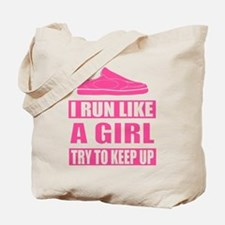 Cute Track Tote Bag