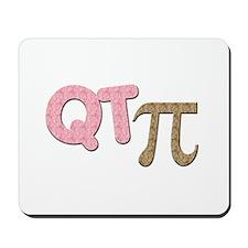 QT Pi - Girl Mousepad