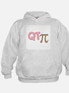 QT Pi - Girl Hoodie