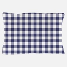 Funny Navy blue Pillow Case