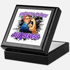 Lupus Rosie The Riveter Keepsake Box