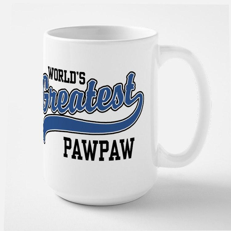 World's Greatest PawPaw Mugs