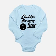 Daddys Bowling Star Body Suit