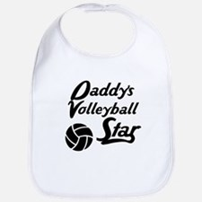 Daddys Volleyball Star Bib