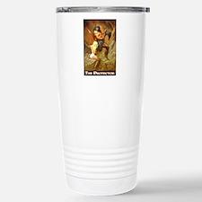 Unique Heroes Travel Mug