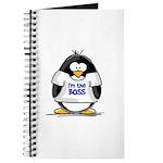 I'm the Boss Penguin Journal