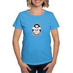 I'm the Boss Penguin Women's Dark T-Shirt