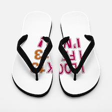 I Look 13 Flip Flops