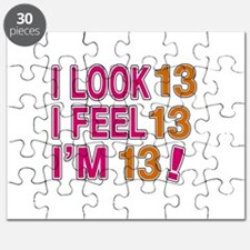 I Look 13 Puzzle