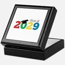 Class of 2029 Keepsake Box