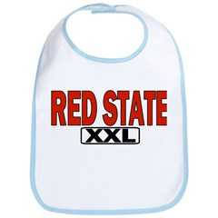 Red State Conservative Bib