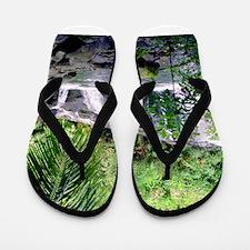 Hahalawe Falls Maui Flip Flops