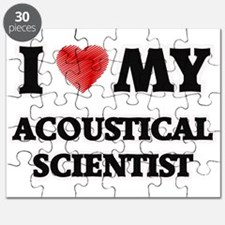 I love my Acoustical Scientist Puzzle