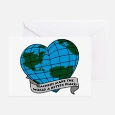 Presents for Teachers Greeting Cards (Pk of 20)