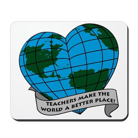Presents for Teachers Mousepad