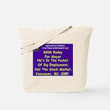 Buday 2008  Tote Bag