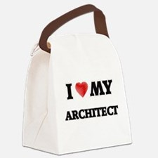 I love my Architect Canvas Lunch Bag