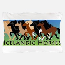 Funny Iceland Pillow Case