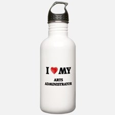 I love my Arts Adminis Water Bottle