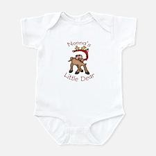Nonna's Little Dear Infant Bodysuit
