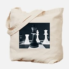 Master Chess Piece Tote Bag