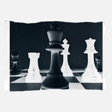 Master Chess Piece Pillow Case
