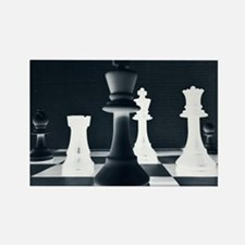 Master Chess Piece Magnets