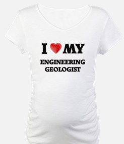 I love my Engineering Geologist Shirt
