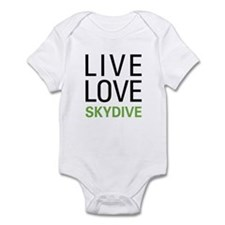 Live Love Skydive Infant Bodysuit