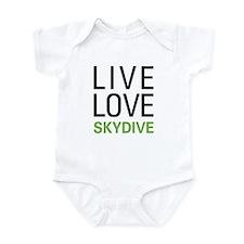 Live Love Skydive Onesie