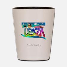 Cute Ibiza Shot Glass