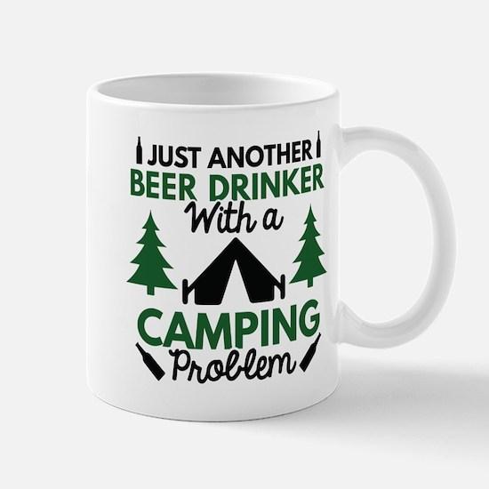 Beer Drinker Camping Mug