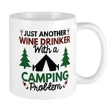 With funny wine sayings Small Mugs (11 oz)