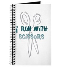 i run with scissors Journal