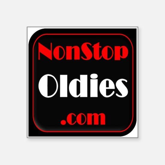 NonStopOldies Sticker