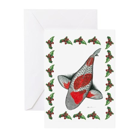 Holiday Goshiki Greeting Cards (Pk of 20)