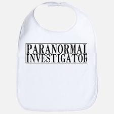Paranormal Investigator Bib