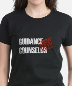 Off Duty Guidance Counselor Tee