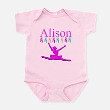 PERSONALIZED DANCE Infant Bodysuit
