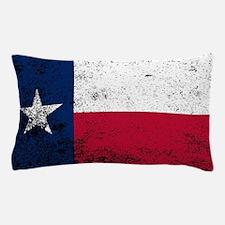 Funny Texas art Pillow Case