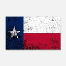 Unique State of texas Car Magnet 20 x 12