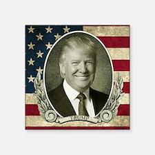 Flag Portrait Sticker