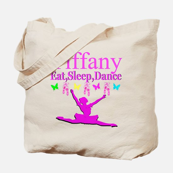 PERSONALIZED DANCE Tote Bag