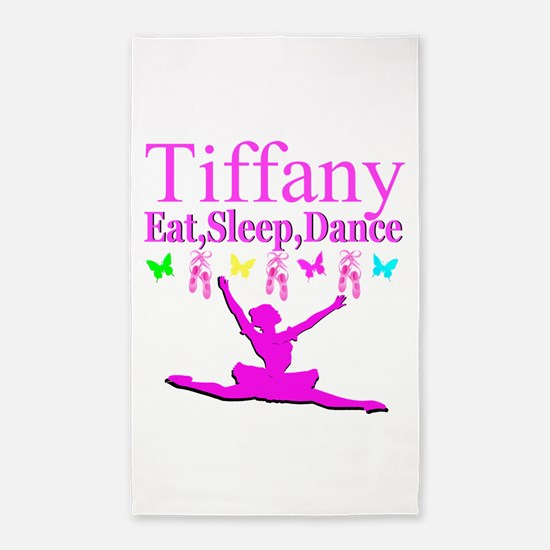 PERSONALIZED DANCE Area Rug